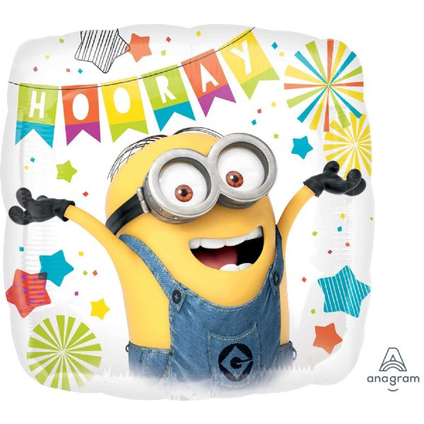 Minions Party Balloon